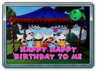 07 Happy Birthday - Magic English - Disney