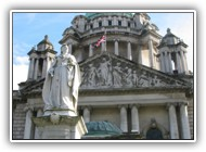 City_Hall_Belfast_Queen_Victoria