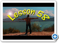 Learning English - Lesson Fifty Eight  (Going On Holiday)